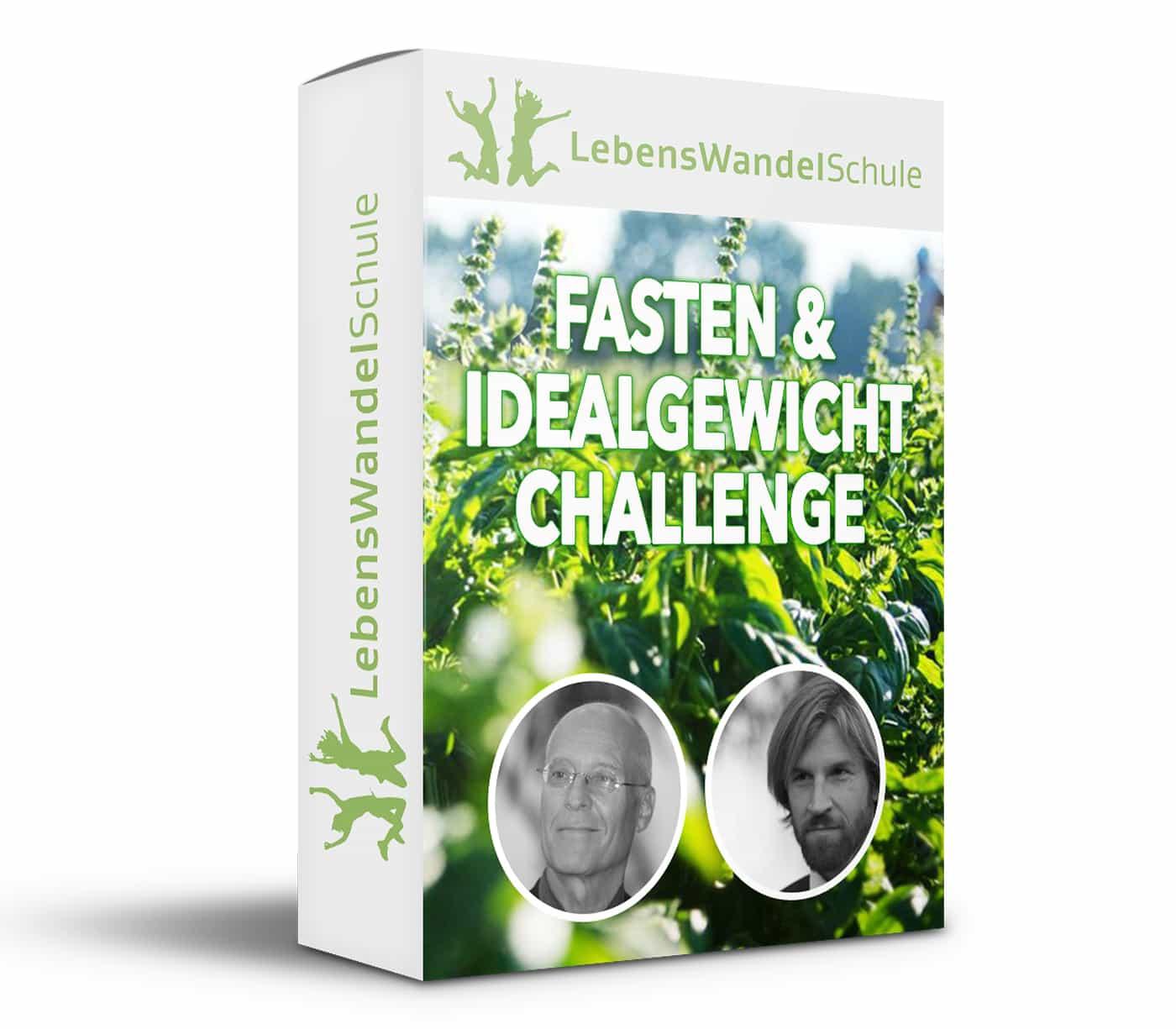 DETOX, FASTEN IDEALGEWICHT CHALLENGE